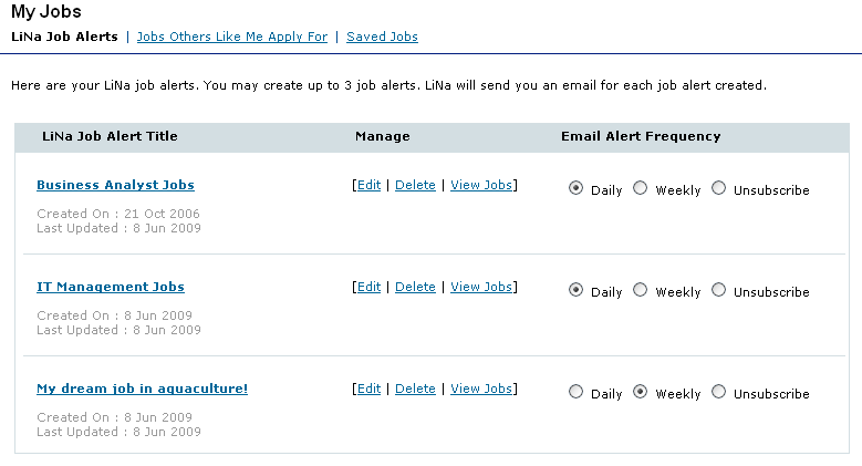 BLOGStreet, from JobStreet com: LiNa is working overtime!