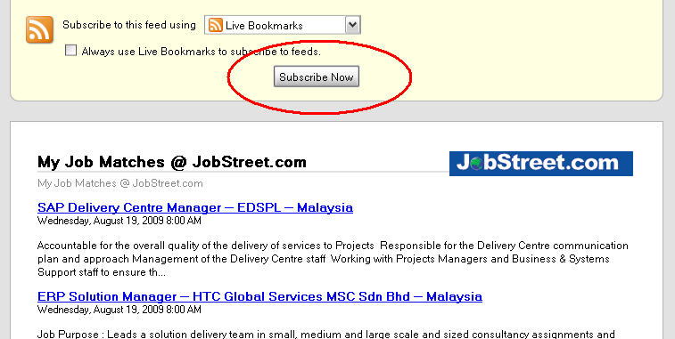 Blogstreet from jobstreet get instant access to your job my job matches jobstreet1250821653147 stopboris Image collections