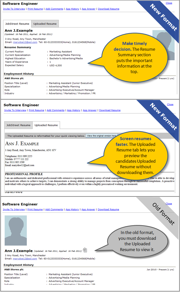 Update Resume In Jobstreet. blogstreet from jobstreet com siva ...